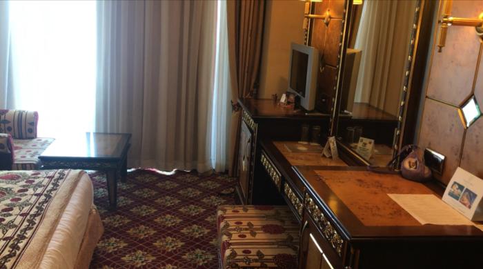 club hotel sera 5 elegance room анталия