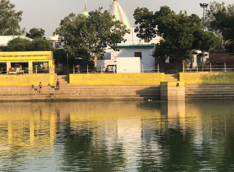 Картика во Вриндаване, празднование Дивали и Говардхана пуджи