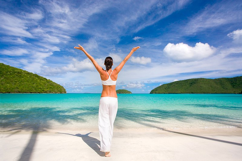 Йога тур как терапия