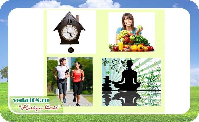 здоровье и веды