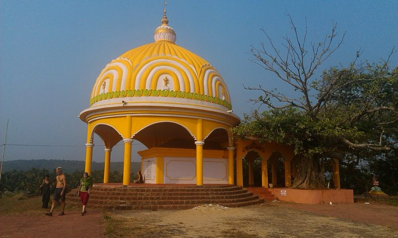 Храм Шивы Арамболь