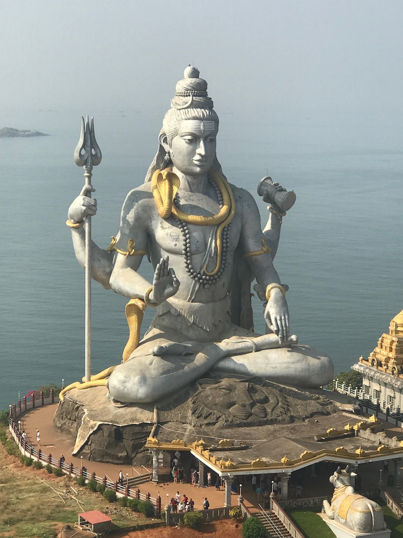 Мурудещвара, храм Шивы